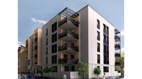 Appartement neuf Ve-25 Villeurbanne investissement loi Pinel à Villeurbanne
