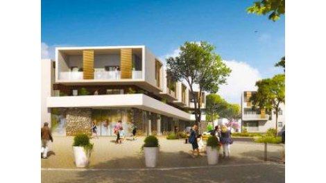Appartement neuf Pf-6 Clapiers éco-habitat à Clapiers