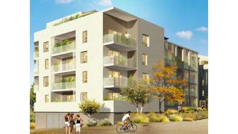 Appartement neuf Lc-198 Cognin investissement loi Pinel à Cognin