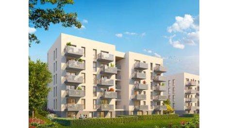 Appartement neuf Tem-3 le-Pont-de-Claix investissement loi Pinel à Le Pont-de-Claix