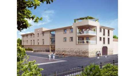 Appartement neuf M-138 Cournonterral éco-habitat à Cournonterral