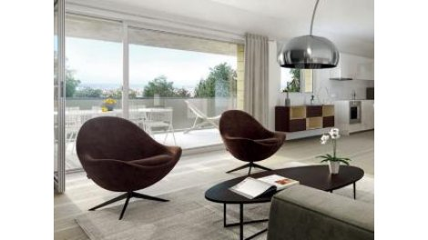 Appartement neuf Vf-18 Annemasse investissement loi Pinel à Annemasse