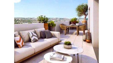 Appartement neuf Ltm-2 Noisy-le-Grand éco-habitat à Noisy-le-Grand