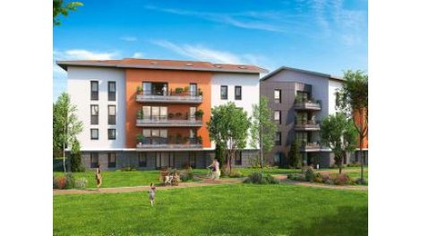 Appartement neuf Lcdlb-4 Cessy investissement loi Pinel à Cessy