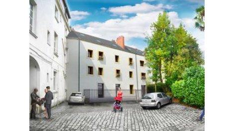 Appartement neuf E13 Nantes à Nantes