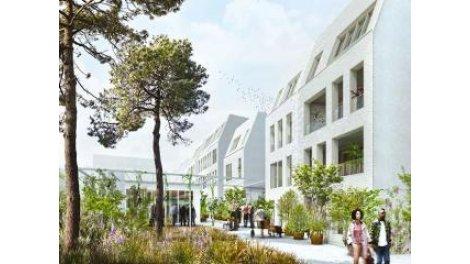 Appartement neuf Juqdf Bordeaux éco-habitat à Bordeaux