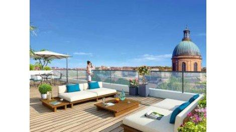 investir dans l'immobilier à Toulouse