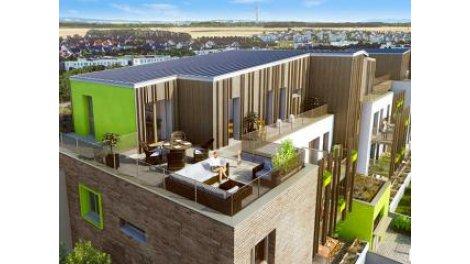 Appartement neuf Lcdv-21 Amiens éco-habitat à Amiens