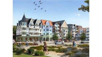 """Programme immobilier du mois """"Q-13 le-Touquet-Paris-Plage"""" - Le Touquet Paris Plage"""