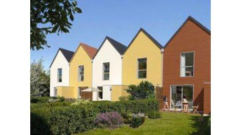 Appartement neuf Ls-91 Saint-Valery-sur-Somme éco-habitat à Saint-Valery-sur-Somme
