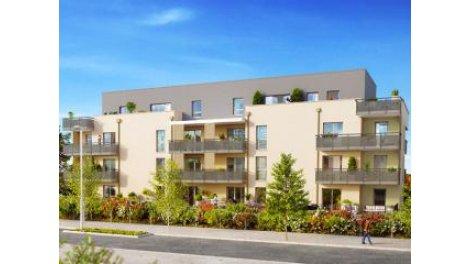 Appartement neuf Ga-26 l'Isle-d'Abeau éco-habitat à L'Isle-d'Abeau