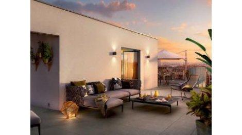 Appartement neuf Hb-6 Lyon-3e-Arrondissement éco-habitat à Lyon 3ème
