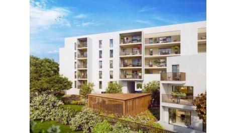 Appartement neuf I-112 Montpellier éco-habitat à Montpellier
