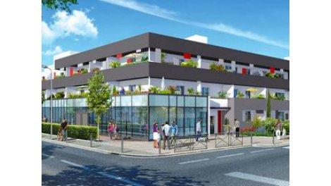 Appartement neuf E-211 Castelnau-le-Lez éco-habitat à Castelnau-le-Lez