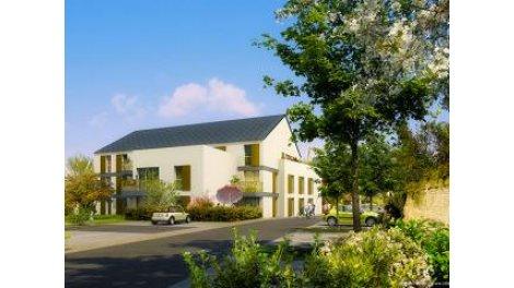Appartement neuf Lg-49 Ouistreham éco-habitat à Ouistreham