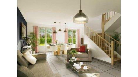 Appartement neuf Lddp-17 Villette-de-Vienne éco-habitat à Villette-de-Vienne