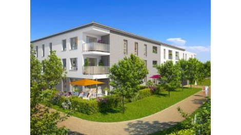 Appartement neuf Lce-4 Toulouse investissement loi Pinel à Toulouse