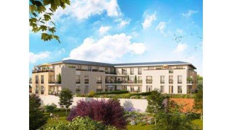 Appartement neuf N-91 Corbeil-Essonnes éco-habitat à Corbeil-Essonnes