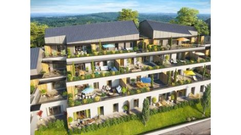 Appartement neuf Ltp Aix-les-Bains investissement loi Pinel à Aix-les-Bains