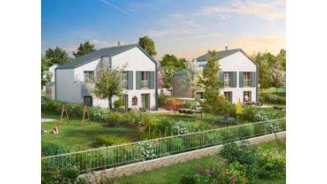 Appartement neuf Lcm-13 Bois-d'Arcy éco-habitat à Bois-d'Arcy