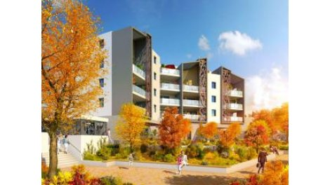 Appartement neuf Ss-3 Saint-Jean-de-Vedas à Saint-Jean-de-Vedas