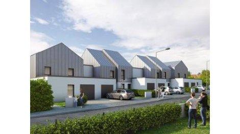 Appartement neuf M-142 Caen investissement loi Pinel à Caen