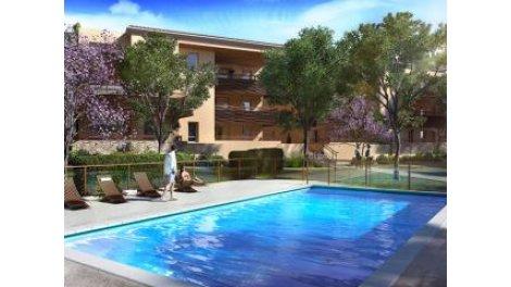 Appartement neuf LG2 Nimes éco-habitat à Nîmes