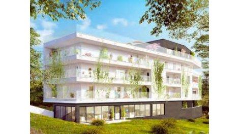 le pavillon saint louis nantes programme immobilier neuf. Black Bedroom Furniture Sets. Home Design Ideas