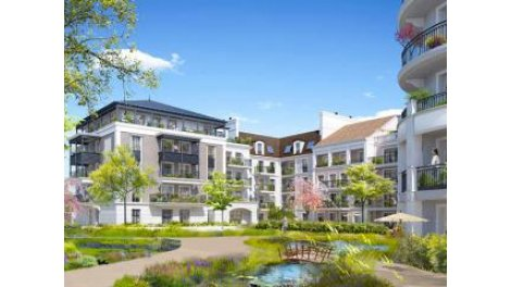 Appartement neuf Lcd-8 le-Blanc-Mesnil éco-habitat à Le Blanc Mesnil