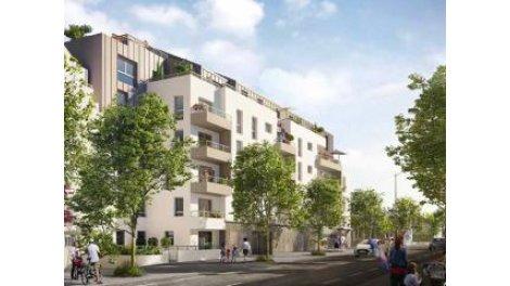 Appartement neuf 92p Nantes à Nantes
