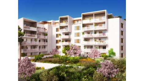 Appartement neuf 1s Marseille-10e-Arrondissement à Marseille 10ème