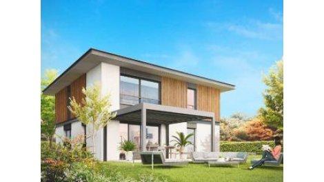 Appartement neuf El-18 Anthy-sur-Leman éco-habitat à Anthy-sur-Léman