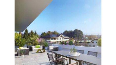 eco habitat neuf à Divonne-les-Bains