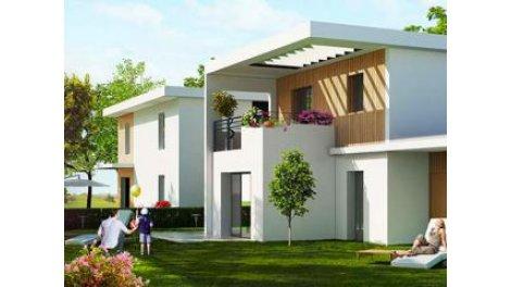 Appartement neuf In-2 Annecy-le-Vieux éco-habitat à Annecy-le-Vieux