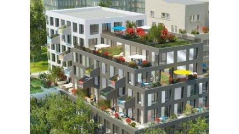 eco habitat neuf à Massy