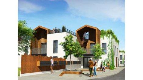 Appartement neuf Sg-22 Saint-Medard-en-Jalles éco-habitat à Saint-Médard-en-Jalles