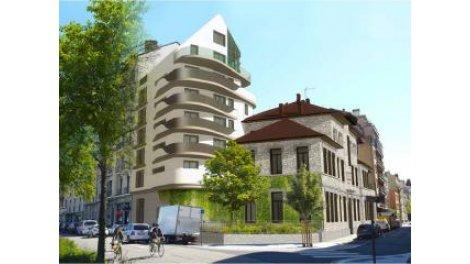 Appartement neuf Lpdf-4 Grenoble investissement loi Pinel à Grenoble