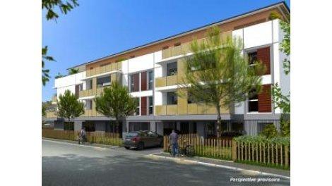 Appartement neuf Ofdlo-5 Biscarrosse éco-habitat à Biscarrosse