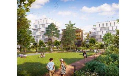 Appartement neuf Fs-4 Schiltigheim investissement loi Pinel à Schiltigheim