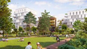 """Programme immobilier du mois """"Fs-4 Schiltigheim"""" - Schiltigheim"""