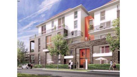 Appartement neuf Sg-3 Corbeil-Essonnes investissement loi Pinel à Corbeil-Essonnes