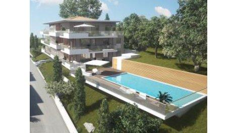 Appartements neufs Bg Nice investissement loi Pinel à Nice