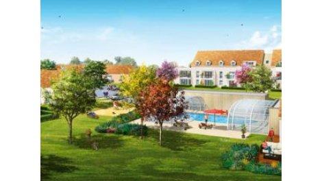 Appartement neuf Lsdp Pringy éco-habitat à Pringy