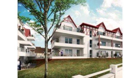 Appartements neufs Lbe Wimereux investissement loi Pinel à Wimereux