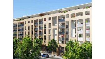 Appartements neufs A-90 Aix-en-Provence éco-habitat à Aix-en-Provence