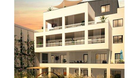 Appartement neuf Af-2 Biarritz éco-habitat à Biarritz
