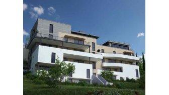 Appartements neufs S-63 Obernai investissement loi Pinel à Obernai