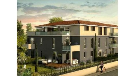 Appartement neuf RL50-2 Saint-Orens-de-Gameville investissement loi Pinel à Saint-Orens-de-Gameville
