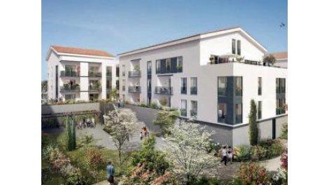 Appartement neuf Vm-38 Vienne éco-habitat à Vienne