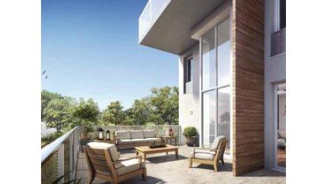 Appartement neuf Pes-5 Villeneuve-le-Roi investissement loi Pinel à Villeneuve le Roi